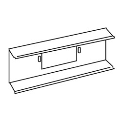 Legrand - Wiremold 3000® Series Wall Box Connector
