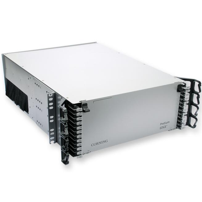 Pretium EDGE® 4 Rack Housing Unit, for Pretium EDGE® Solution Modules and Panels