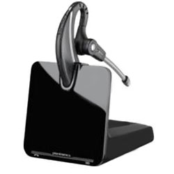 Plantronics CS530 Over-The-Ear Wireless DECT Headset System