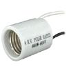 4 KV Pulse Rated Medium Base Porcelain Lampholder Screw Mount