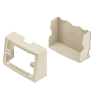 Panduit® Pan-Way Series Desk Mount Box