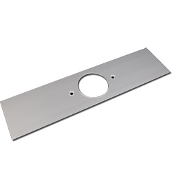 Legrand - Wiremold ALA3800/4800 Series Single Receptacle Cover Plate