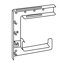 Legrand - Wiremold S4000®, 4000®, and 6000® Series C-Hanger