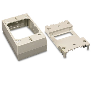 Legrand - Wiremold 2300D Series Nonmetallic Device Box
