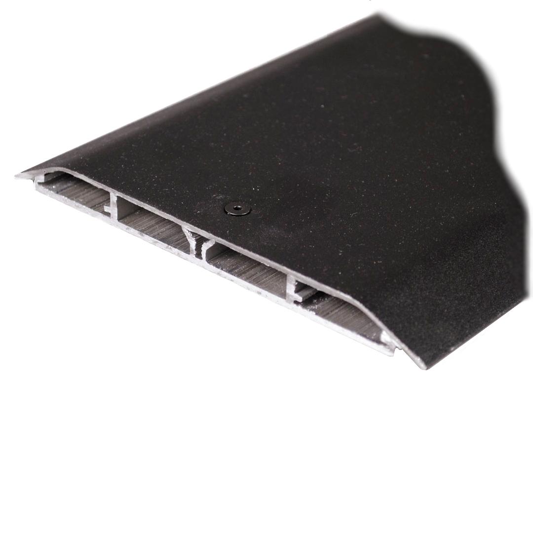 LEGRAND OFR1 Coupling,Black,Steel,OFR Series,PR