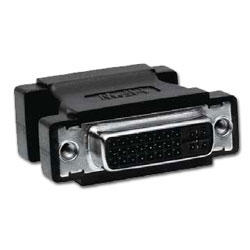 Hubbell DVI to VGA Female / Female Coupler