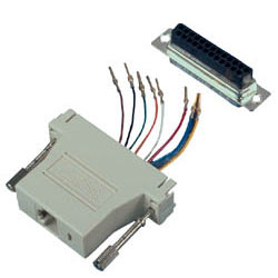 Allen Tel 6 Cond. to RS232 Adapter Kit