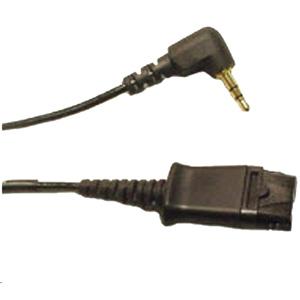 Plantronics Quick Disconnect (QD)-to-2.5mm Cable