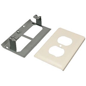 Legrand - Wiremold 3000® Series Duplex Receptacle Cover