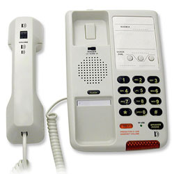 Inn-Phone Desk Phone With Bright Message Light