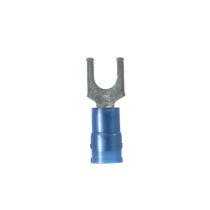 16-14 AWG Nylon Insulated Fork Terminal  (Package of 100)