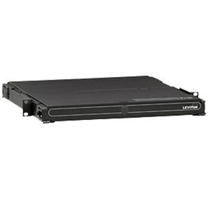 Opt-X 1000i 1RU Enclosure, Empty with Sliding Tray