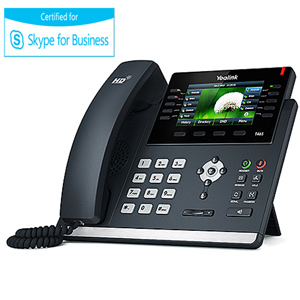 T46S Skype for Business Edition  HD IP Phone