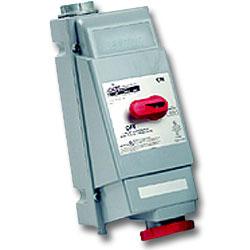 Leviton Pin and Sleeve Mechanical Interlock 100A 480V PowerSwitch