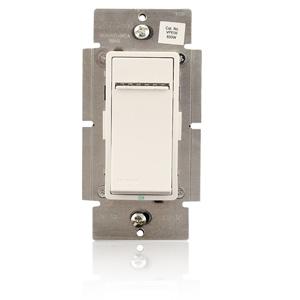 Leviton Vizia + Preset Digital Electronic Low-Voltage Return to Neutral Dimmer
