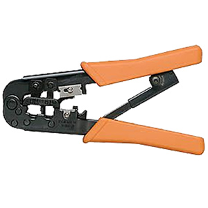 Multi-Function Crimping Tool RJ-11 and RJ-45