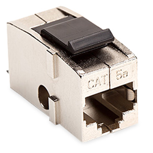 Allen Tel Cat 5e Shielded Coupler