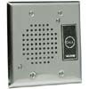 Flush Mount Doorplate Speaker with LED