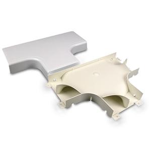 Legrand - Wiremold 5400 Series Nonmetallic Raceway™ Fittings - Bend Radius Full Capacity Tee