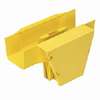 4x4 FiberRunner System Fitting - QuickLock Vertical Tee Fitting