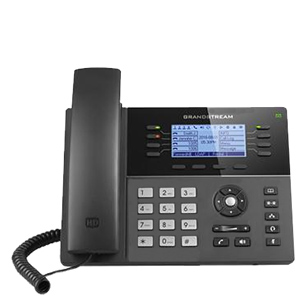 Powerful Mid-range HD IP Phone