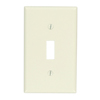 1-Gang Toggle Device Switch Wallplate