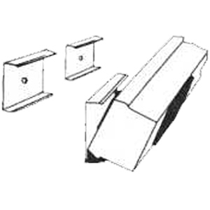 Legrand - Wiremold Plug In Outlet Centers Wall Mount Kit