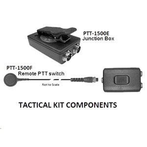 Replacement PTT Switch