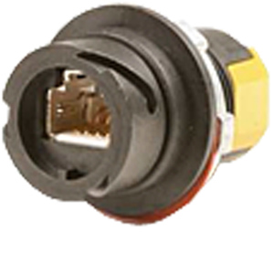 Ruggedized G2 Z-MAX Outlet Cat 6A Shielded T568A/B Pack of 20