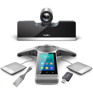Video Conferencing Endpoint with WPP20 and WF50