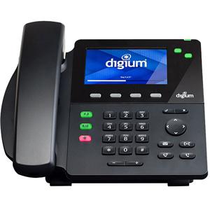 D62 2 Line Entry Level Gigabit IP Phone