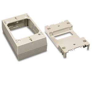 Legrand - Wiremold 2300D Series Nonmetallic Device Box