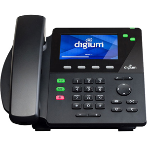 D62 2 Line Entry Level Gigabit IP Phone