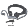 Heavy-Duty Throat Microphone for Midland Radios