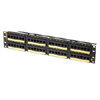 Clarity 6A/10G Flat Patch Panel