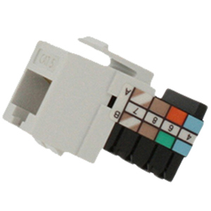 Category 5 (CAT-5)  8-Conductor Connector RJ-45