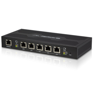 EdgeRouter POE 5 Port Router with Power Over Ehternet