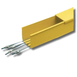 Fiber-Duct Routing System (Pkg of 10)