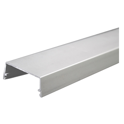 Legrand - Wiremold AL2400 Series Aluminum Raceway Cover (5 Feet)