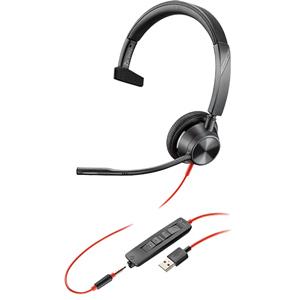 Blackwire 3315 USB-A Monaural Headset