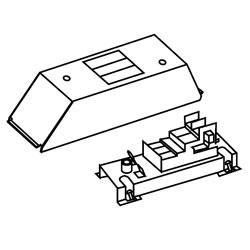Legrand - Wiremold 3000® Series Circuit Breaker Housing