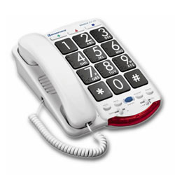 Clarity Amplifed Big Button Black Key Phone