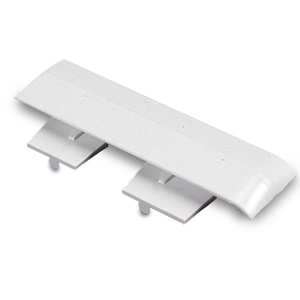 Legrand - Wiremold 5400 Series Nonmetallic Raceway™ Fittings - Twin Snap Cover Clip