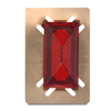 Toggle Receptacle Pilot Light Jewels