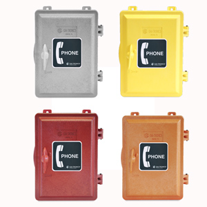 Weatherproof Telephone Enclosure 255-003 Series