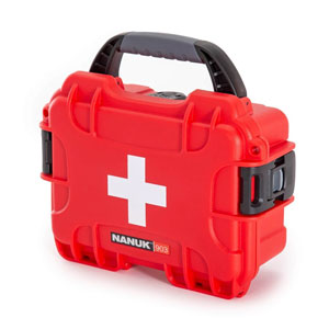 908 IP67 First Aid Case