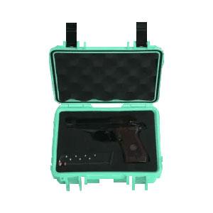 Single Handgun Shield Case - Small - Sea Foam