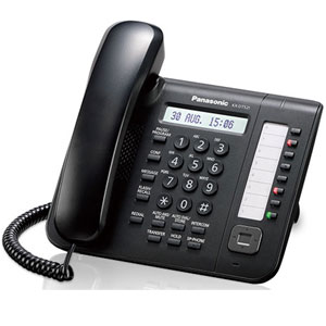 Panasonic KX-DT500 Series Digital Proprietary 8 Button 1-Line LCD Speakerphone