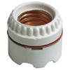 Porcelain Keyless 2-Piece Ring Type Incandescent Lampholder