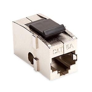 Allen Tel 10Gb Cat 6A Shielded Coupler